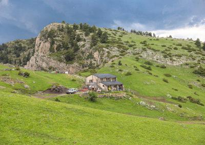 Refugio Prat d'Aguiló