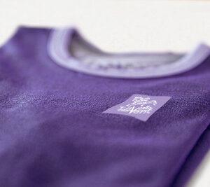 Samarreta violeta